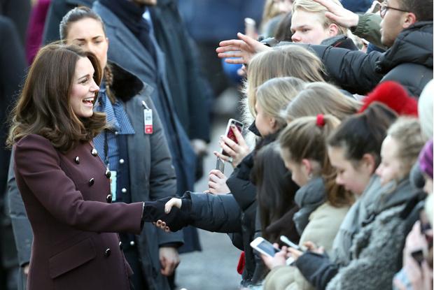 Заключительный день принца Уильяма и Кейт Миддлтон в Норвегии (фото 7)
