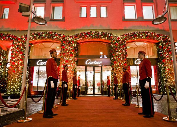 Дом Cartier в России: 15 ярких событий за 15 лет (фото 19)