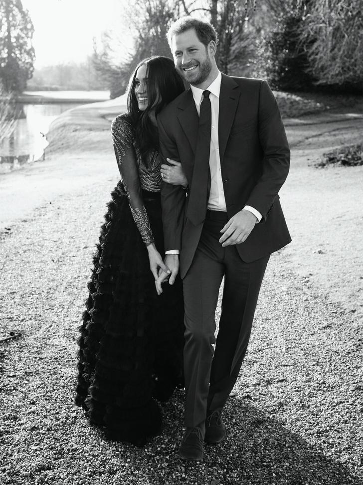 В сети раскритиковали новые официальные фото принца Гарри и Меган Маркл (фото 7)