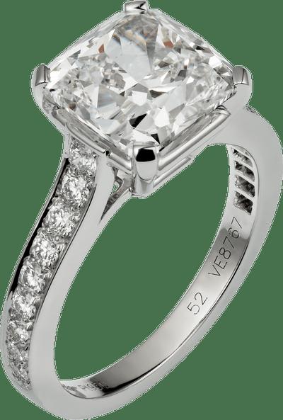 История двух украшений: кольца Cartier, принадлежавшие Грейс Келли и Уоллис Симпсон (галерея 2, фото 1)