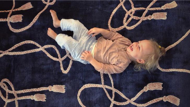 Косички и бантики: новая коллекция ковров Екатерины Елизаровой Braids (фото 3)