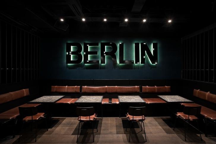 Брутальный Berlin Bar в Москве (фото 9)