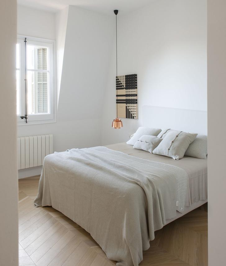Квартира в стиле мидсенчури в Барселоне (фото 19)