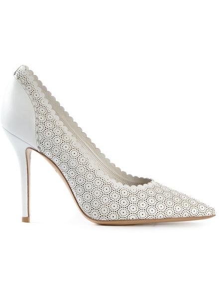 Самые модные свадебные туфли этого лета | галерея [1] фото [2]