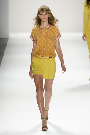 Показы мод Jill Stuart Весна-лето 2012 | Подиум на ELLE - Подиум - фото 2064