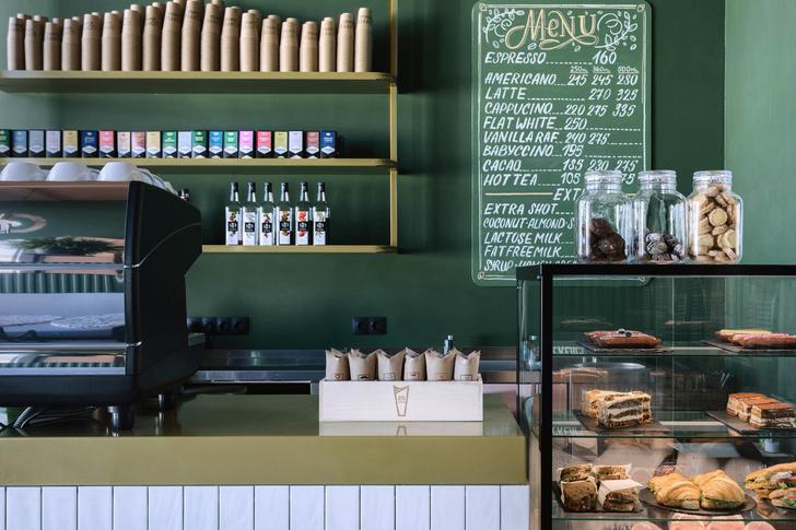 Зеленый свет: кофейня на Воробьевых горах (фото 7)