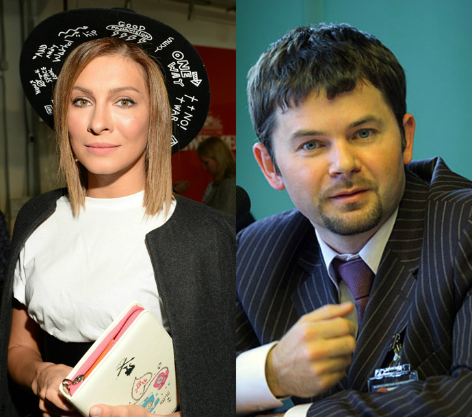 Елена Подкаминская разводится с мужем