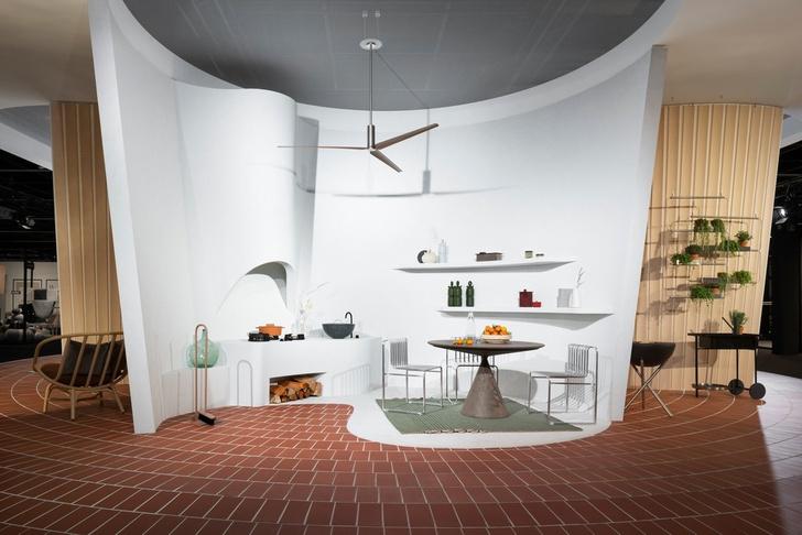 Выставка imm Cologne 2020: проект Das Haus (фото 2)