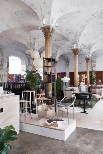 Новый шоурум Paustian в здании банка XIX века (фото 2.2)