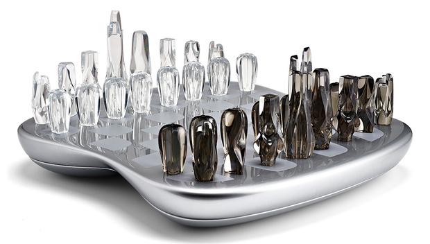 Заха Хадид: 25 предметов от великого архитектора (фото 9)