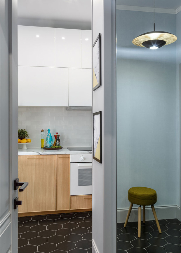 Квартира 46 м²: проект Ольги Луис (фото 20)