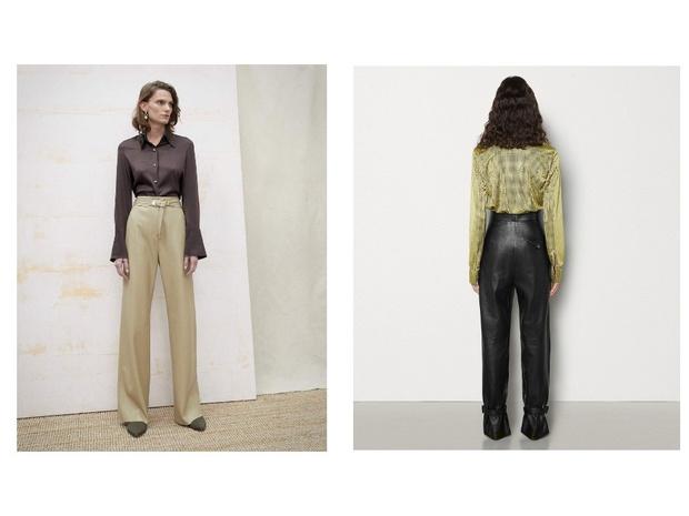 Кожаные брюки: какие купить и с чем носить (фото 5)