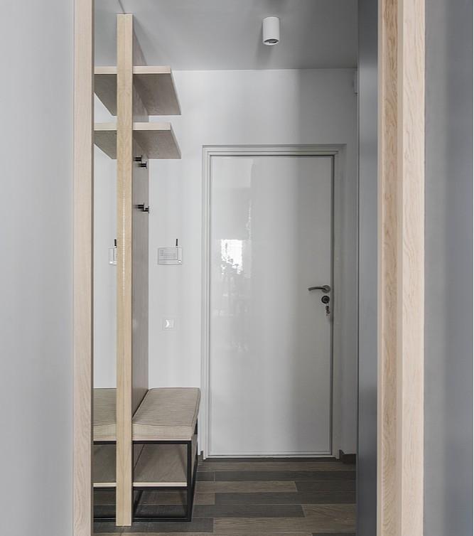 Квартира 38 м² для отдыха после работы (фото 9)