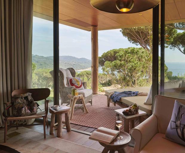 Отель по проекту Филиппа Старка на французской ривьере (фото 3)