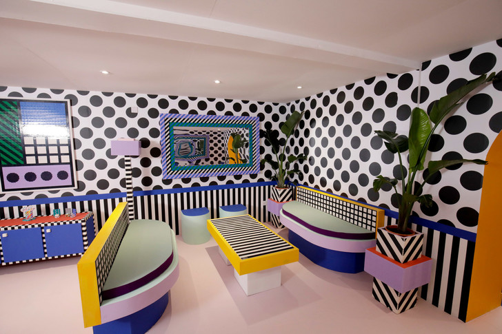 Игрушечный дом с декором из Lego по дизайну Камиллы Валалы (фото 7)
