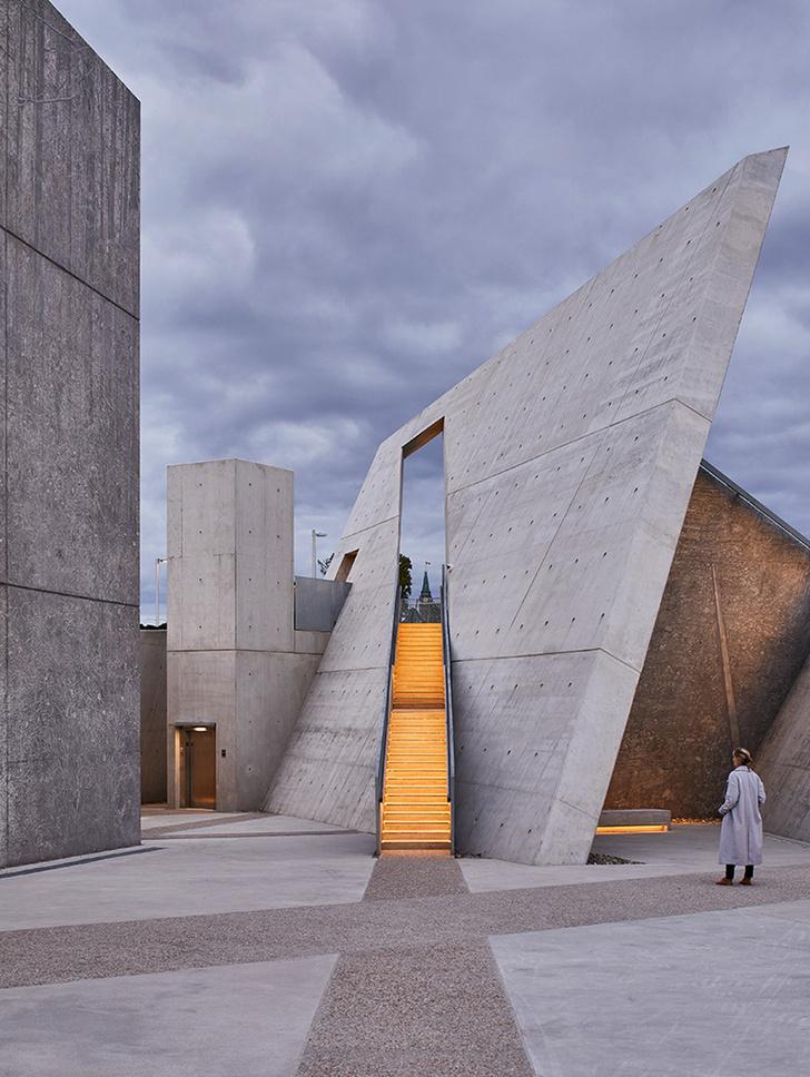 Либескинд: монумент Холокоста в Оттаве фото [4]