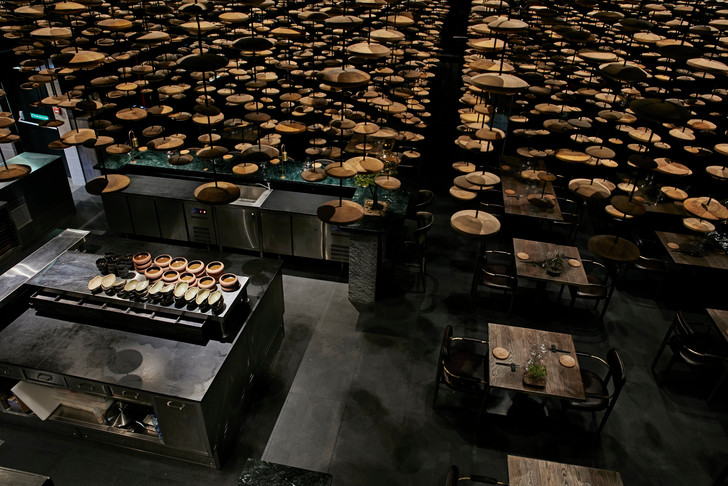 Магический ресторан FYN в Кейптауне (фото 5)