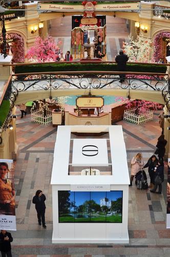 Пространство Maison Christian Dior в московском ГУМе (фото 4.2)