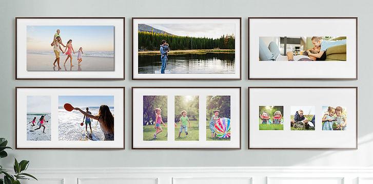 Телевизор - картина Samsung The Frame — искусство в интерьере фото [5]