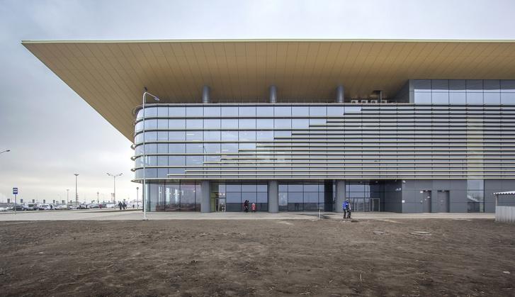 Новый символ Прикамья: терминал аэропорта Перми (фото 10)