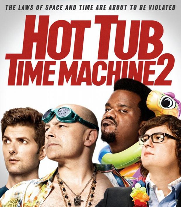 «Машина времени в джакузи 2» премьеры фильмов в марте 2015