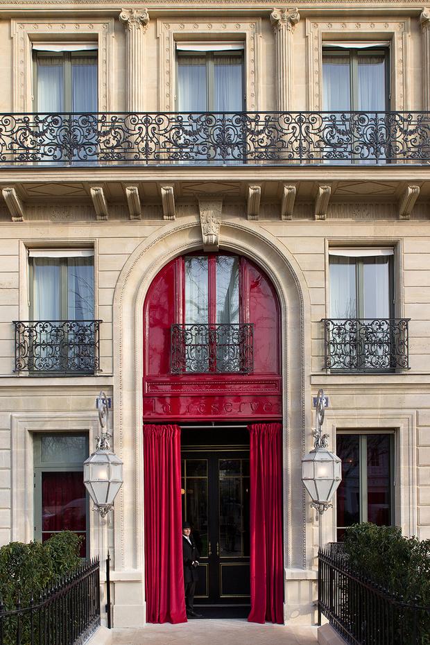 Круассаны в постель: 5 парижских отелей с образцовыми завтраками (фото 27)