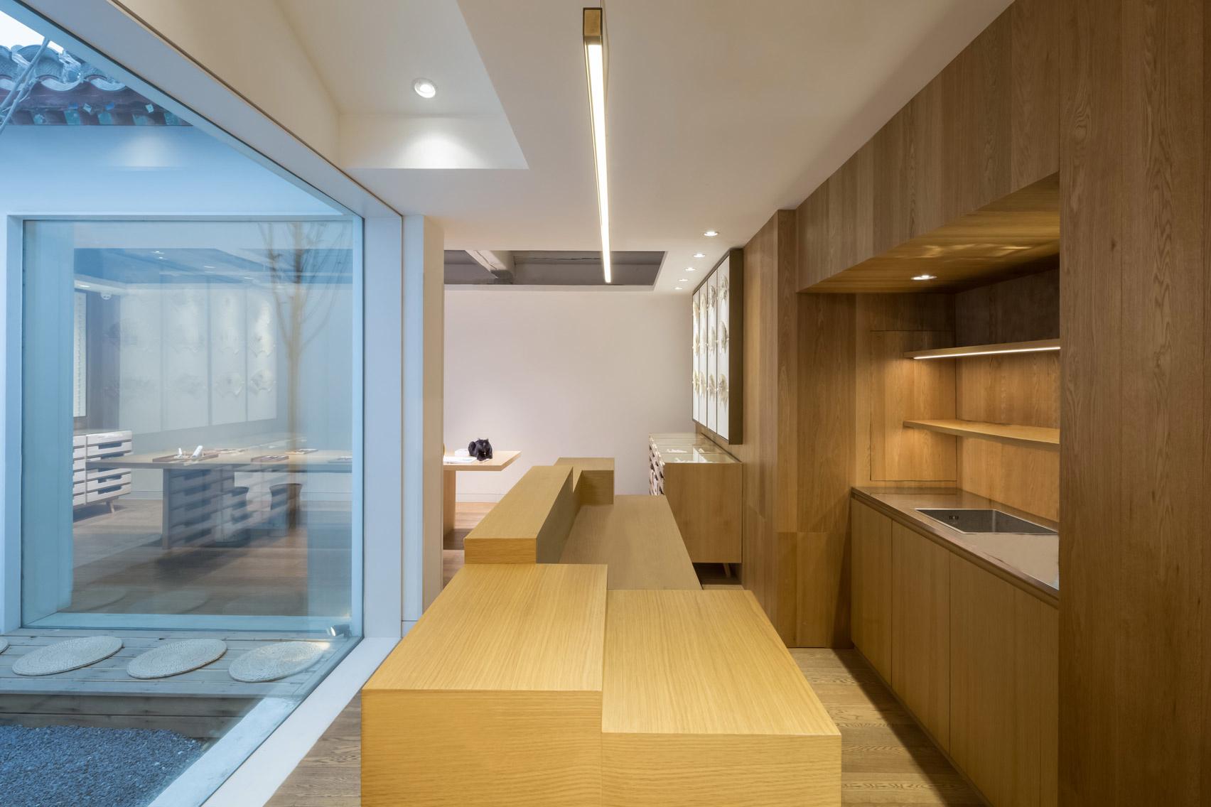 Магазин вееров в пекинском хутуне (галерея 6, фото 4)