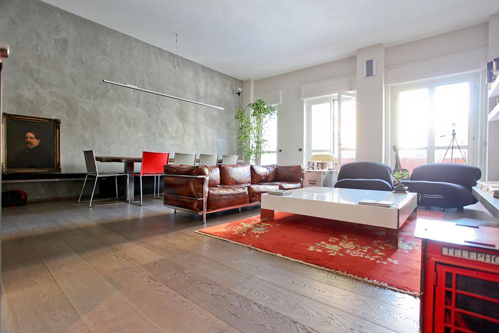 Топ-10: дизайнерские квартиры в Милане | галерея [2] фото [2]