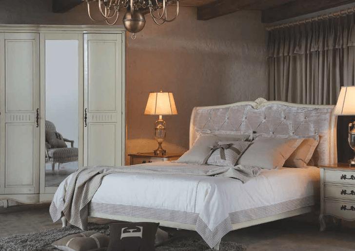 Мебель в стиле прованс для русской зимы (фото 0)