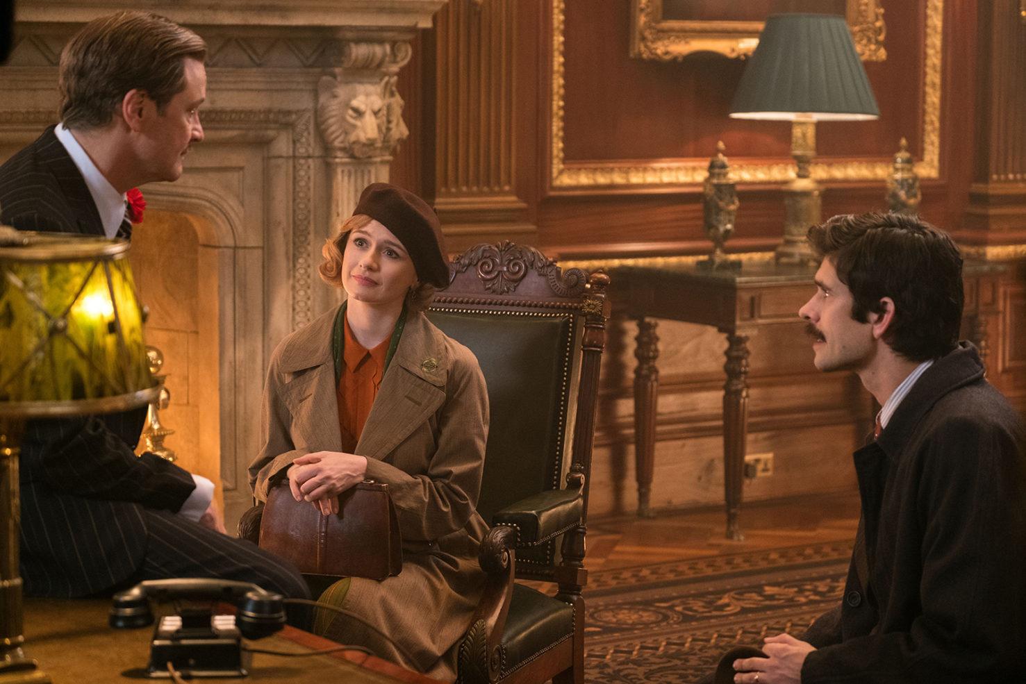 5 интерьеров фильмов, достойные премии Оскар 2019 (галерея 5, фото 1)