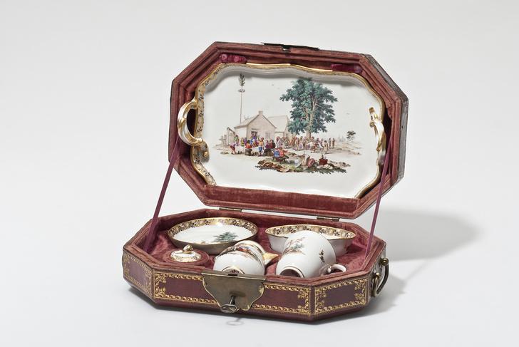 300 лет венскому фарфору: выставка в MAK (фото 3)