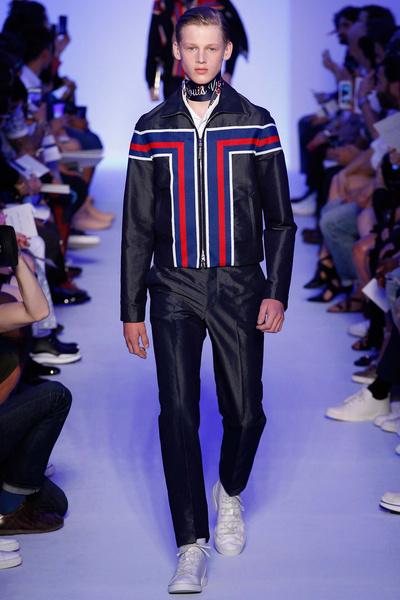 Неделя мужской моды в Париже: лучшие показы | галерея [3] фото [19]