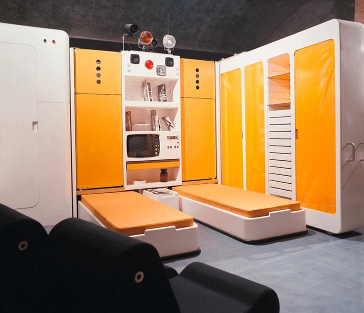 История дизайна: складская мебель (фото 7)