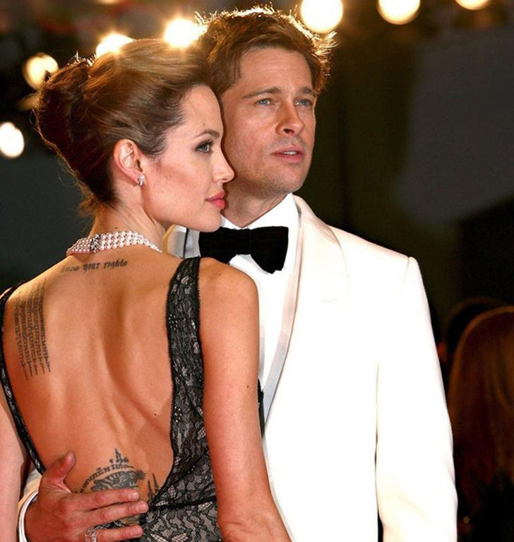 Почему в 00-е Анджелина Джоли была самой красивой женщиной планеты: 30 доказательств фото [8]