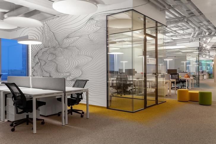 Офис компании Joom в Москве (фото 13)