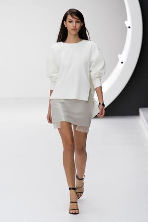 Показы мод Unique Весна-лето 2013 | Подиум на ELLE - Подиум - фото 1173