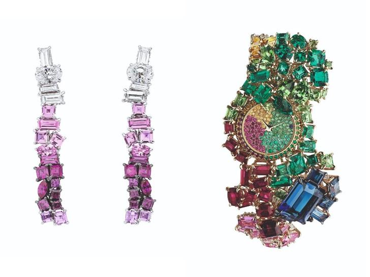 Диор, я люблю тебя: новая коллекция Высокого ювелирного искусства Gem Dior (фото 4)