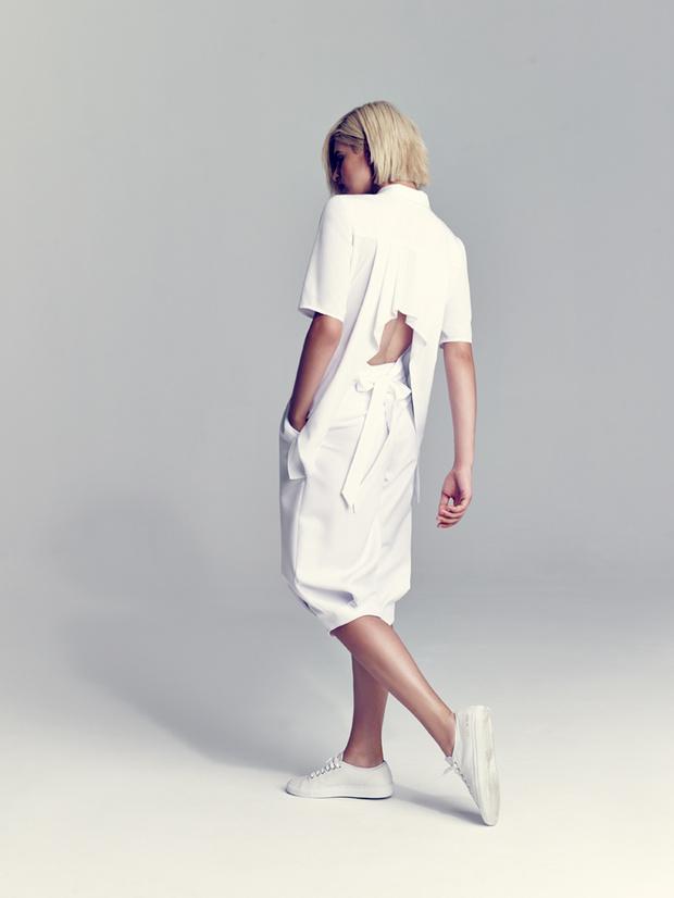 Одежда в стиле минимализм