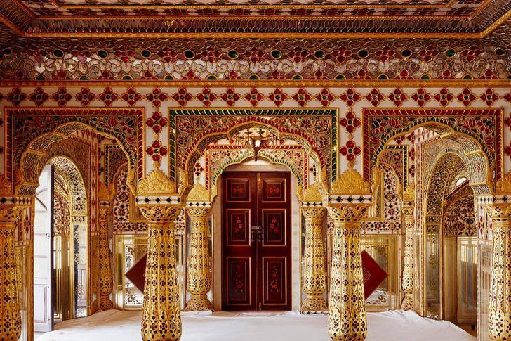 Городской дворец в Джайпуре сдается через Airbnb (фото 5)