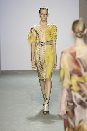 Показы мод Missoni Весна-лето 2009 | Подиум на ELLE - Подиум - фото 3335
