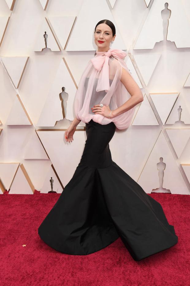 Моя прекрасная леди: Катрина Балф в  Valentino на «Оскаре-2020» (фото 2)