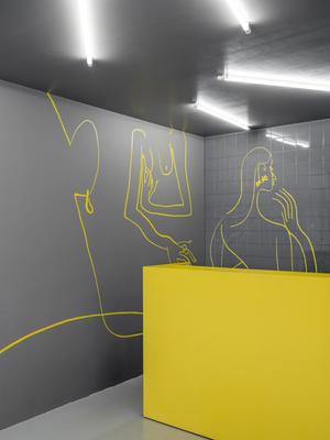 Бутик Avgvst по проекту Гарри Нуриева в Екатеринбурге (фото 3.1)