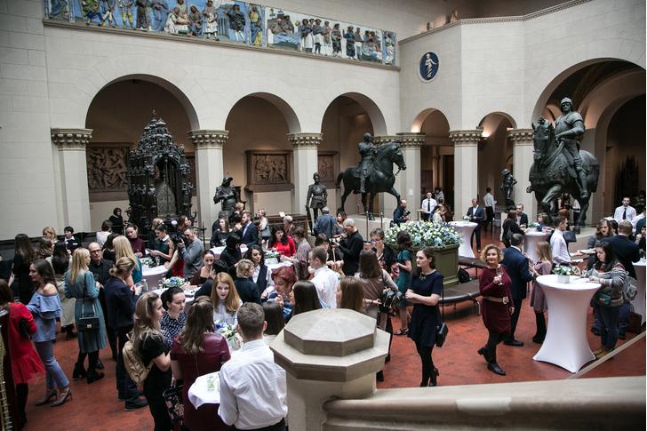 В Москве вручили национальные стипендии L'oréal-UNESCO «Для женщин в науке» (фото 1)