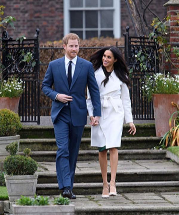 Меган Маркл и принц Гарри: все дома звездной пары