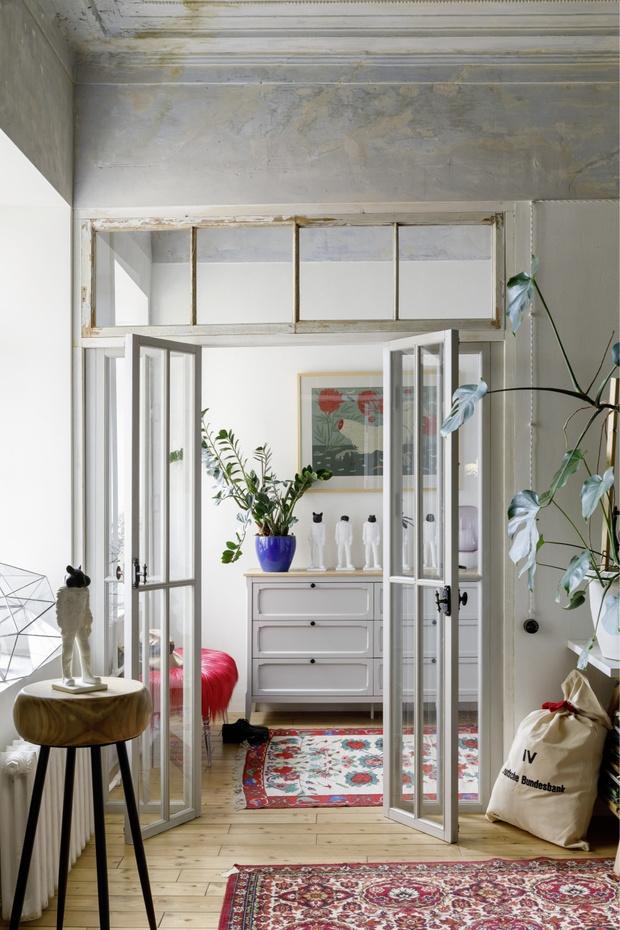 Квартира художницы Натальи Пивко в Санкт-Петербурге (фото 14)
