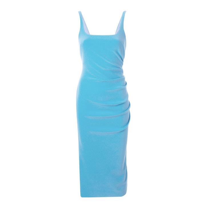 Главная покупка будущей весны: голубое платье (фото 8)