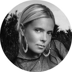 Виктория Манасир, основательница семеного клуба Vikiland