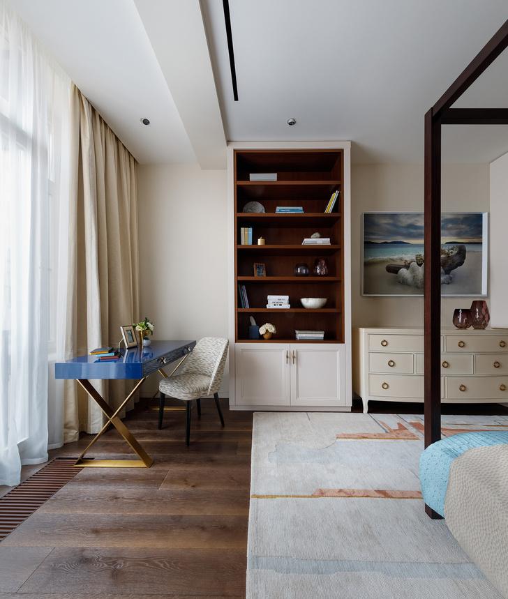Светлая квартира 140 м² для семьи перфекционистов (фото 12)