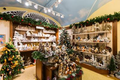 Сказочные декорации новогоднего ГУМа (галерея 4, фото 27)