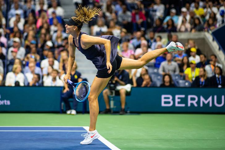 Битва стилей и темпераментов: Мария Шарапова против Серены Уильямс (фото 2)